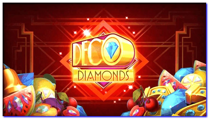 Deco Diamonds slot machine